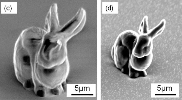 Microbunny 3D Printing